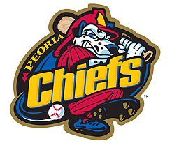 Peoria Chiefs Baseball