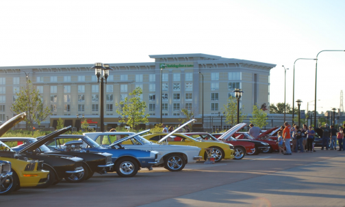 Levee District Car Show & Vendor Fair