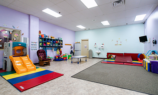 Child Care - EastSide Centre